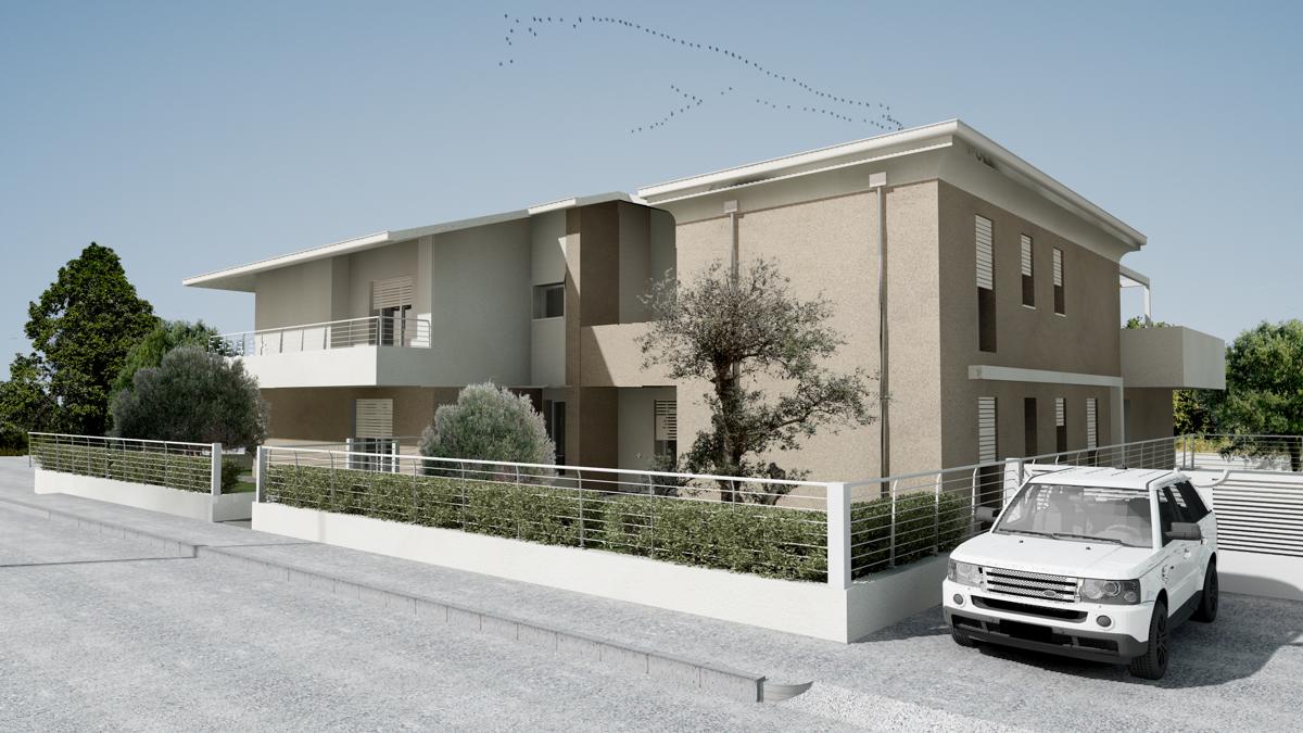 Appartamenti a Cittadella NUOVO DESIGN